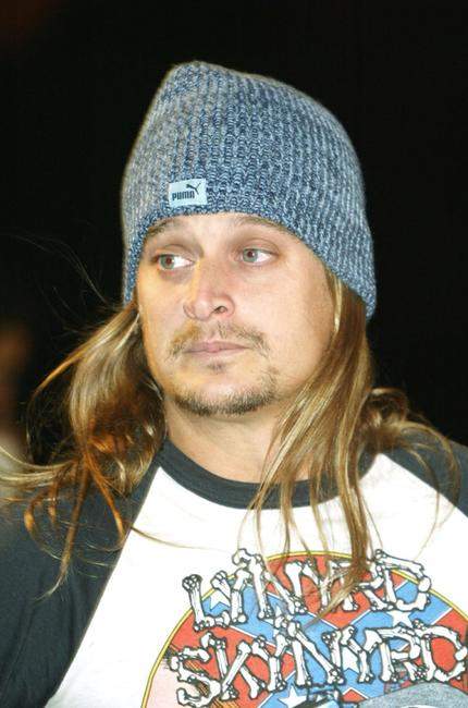 Kid Rock at the Special Screening of