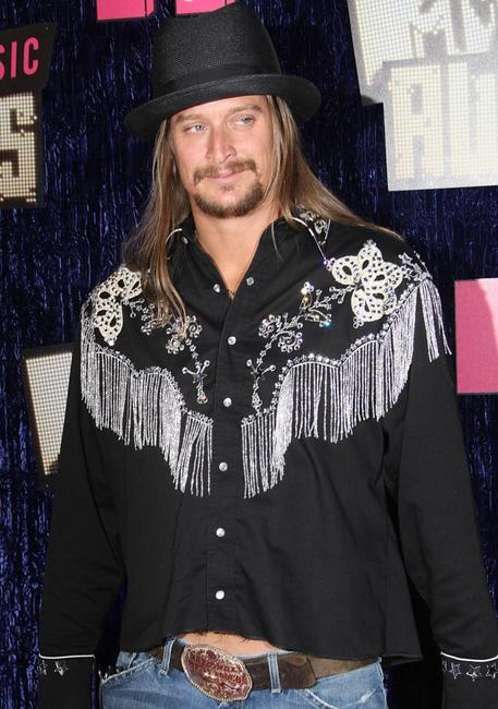 Kid Rock at the 2007 MTV Video Music Awards.