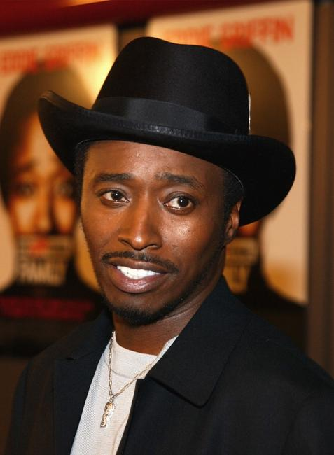 Eddie Griffin at the premiere of