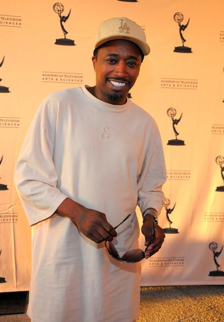 Eddie Griffin at the