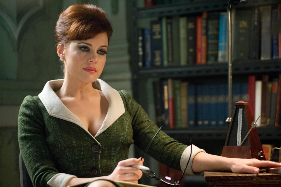 Carla Gugino as Dr. Vera Gorski in