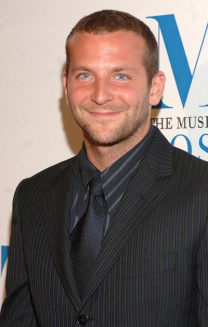 Bradley Cooper at the Museum of Television & Radio Annual Los Angeles Gala.