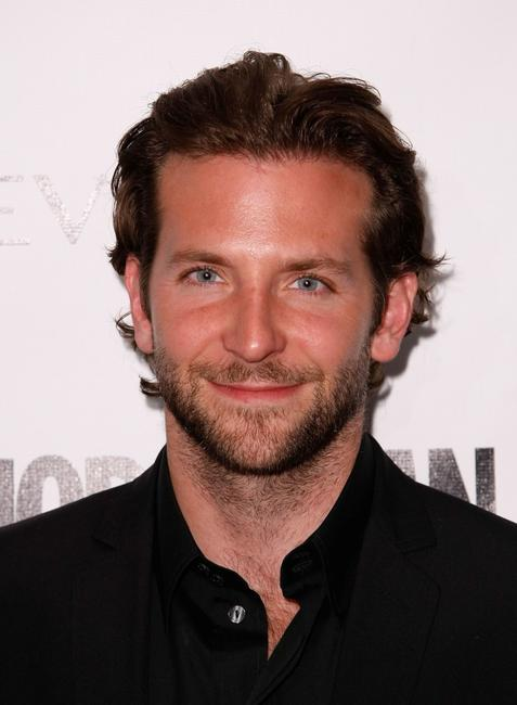 Bradley Cooper at the Cosmopolitan Honors Its Fun Fearless Males of 2009.