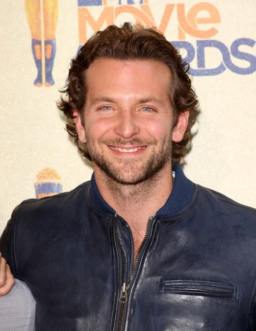Bradley Cooper at the 18th Annual MTV Movie Awards.