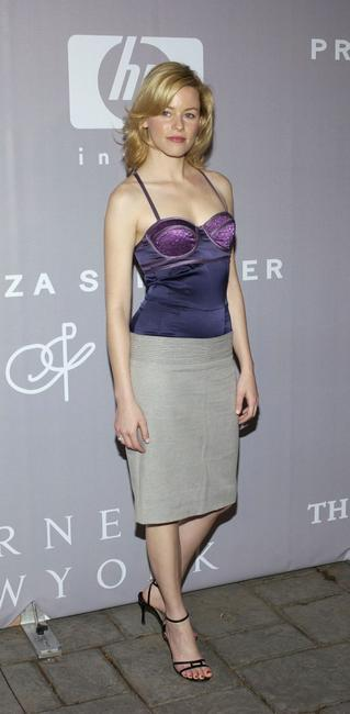 Elizabeth Banks at the Fall 2005 Proenza Schouler Fashion Show.