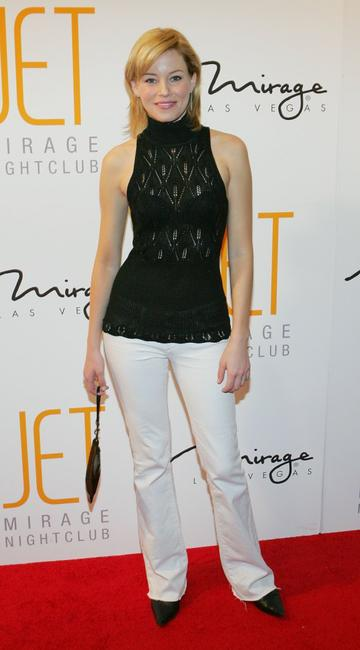 Elizabeth Banks at the grand opening of the Jet Nightclub.