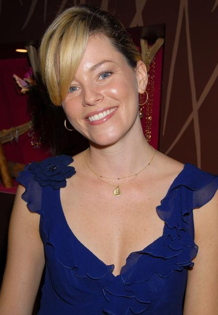 Elizabeth Banks at the Sixth Annual Awards Season Diamond Fashion Show.