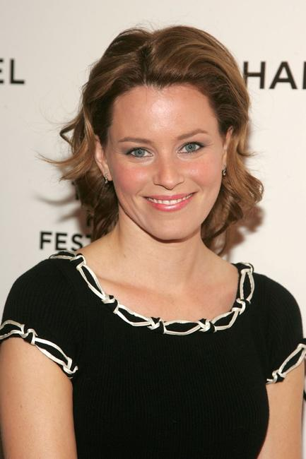 Elizabeth Banks at the Chanel dinner during the 2007 Tribeca Film Festival.