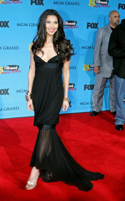 Roselyn Sanchez at the 2005 Billboard Music Awards.