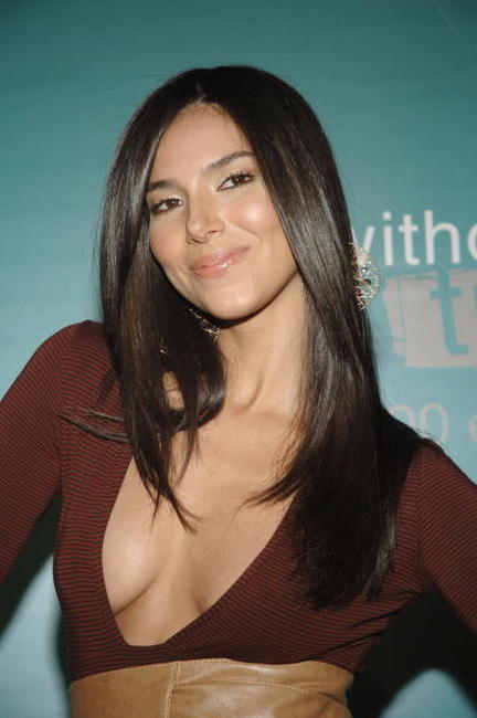 Roselyn Sanchez at the celebration of 100th Episode Of