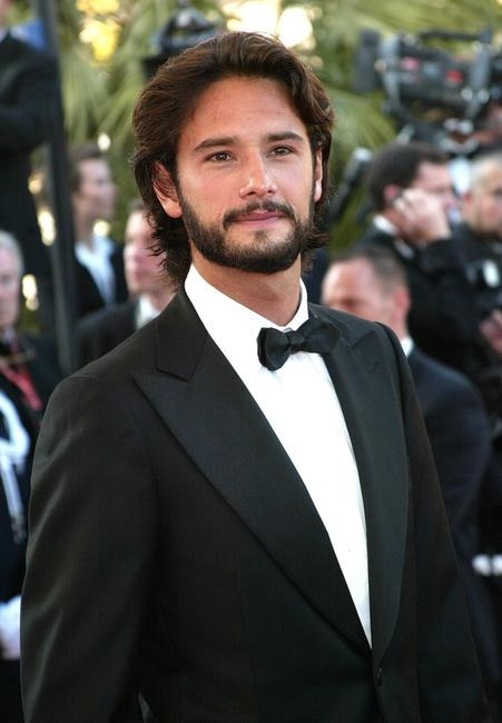 Rodrigo Santoro at the screening of
