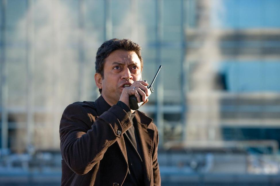 Irrfan Khan in