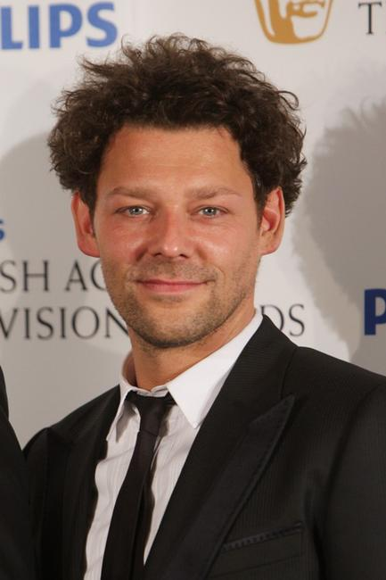 Richard Coyle at the Philips British Academy Television Awards.
