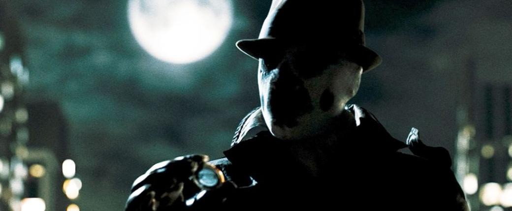 Jackie Earle Haley as Rorschach in
