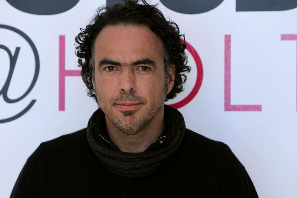 Alejandro Gonzalez Inarritu at the 35th Toronto International Film Festival.
