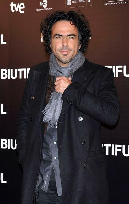 Alejandro Gonzalez Inarritu at the photocall of