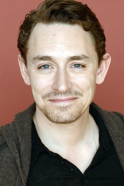 JJ Feild at the 2013 Sundance Film Festival.