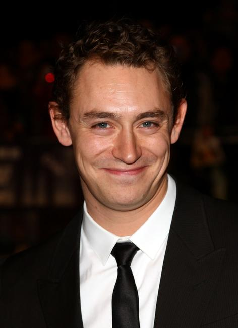 JJ Feild at the world premiere of
