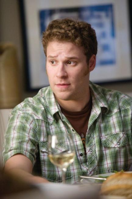 Seth Rogen as Ira in