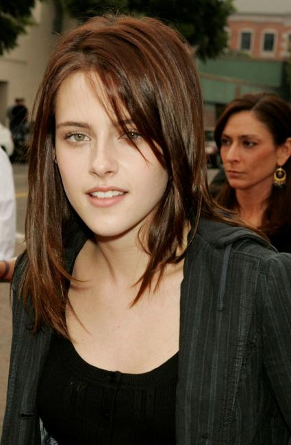 Kristen Stewart at the Los Angeles premiere of