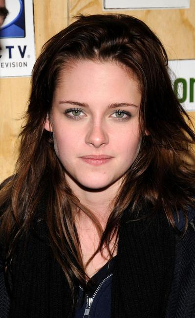 Kristen Stewart at the 2008 Sundance Film Festival.