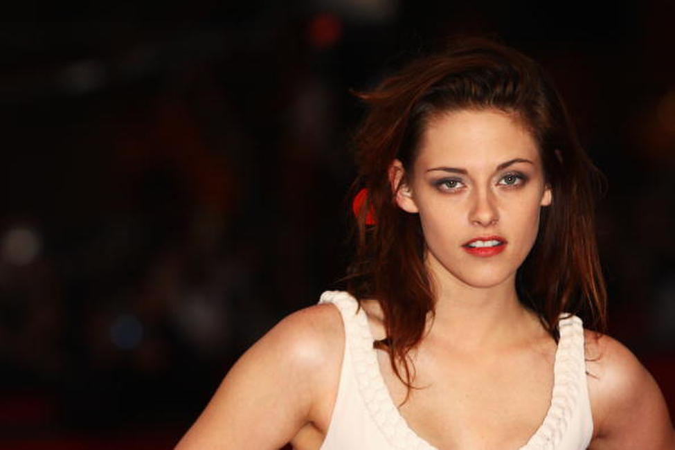 Kristen Stewart at the premiere of