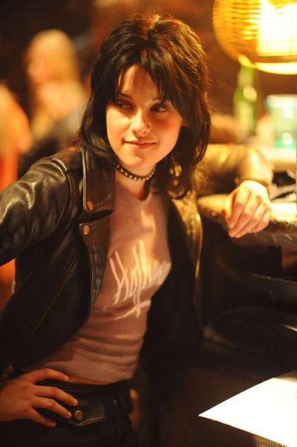 Kristen Stewart as Joan Jett in
