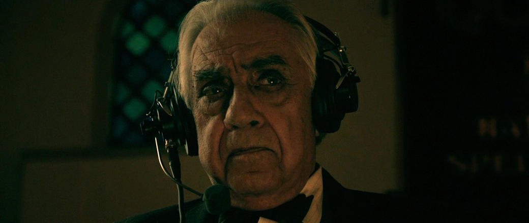 Philip Baker Hall as Dr. Bowman in