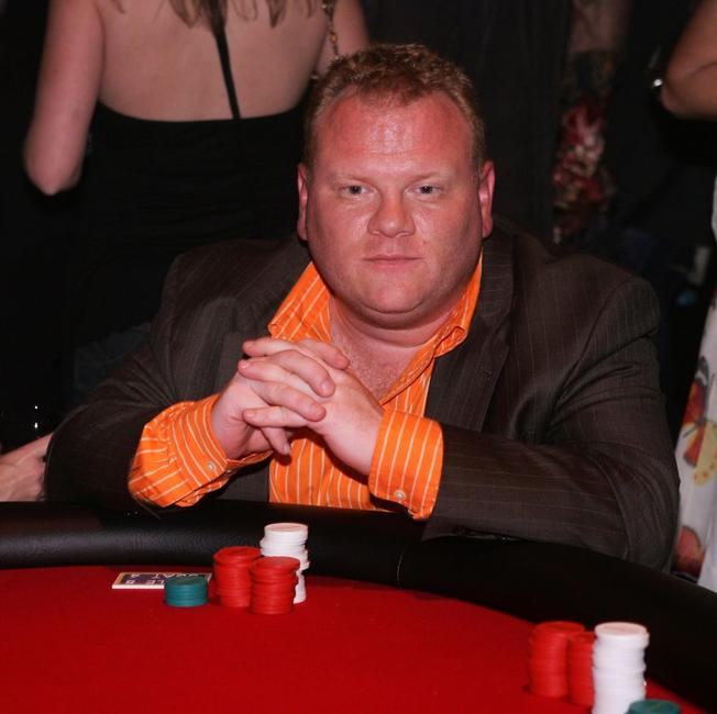 Larry Joe Campbell at the Los Angeles Lakers 3rd annual Mirage Las Vegas Casino Night and Bodog Celebrity Poker Invitational benefiting Los Angeles Lakers Youth Foundation.