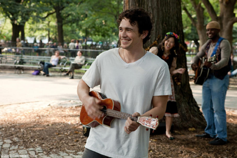 James Franco as David in