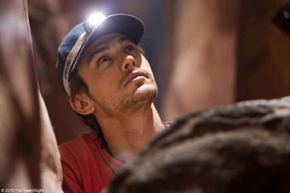 James Franco as Aron Ralston in