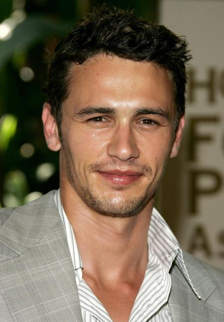 James Franco at the HFPA annual installation luncheon.
