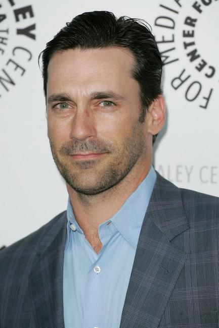 Jon Hamm at the 25th annual Paley Television Festival.