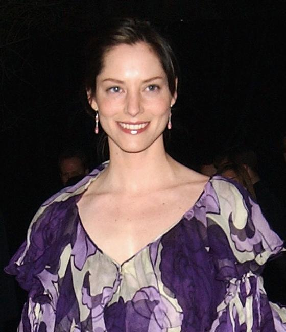 Sienna Guillory at the after party of the premiere of