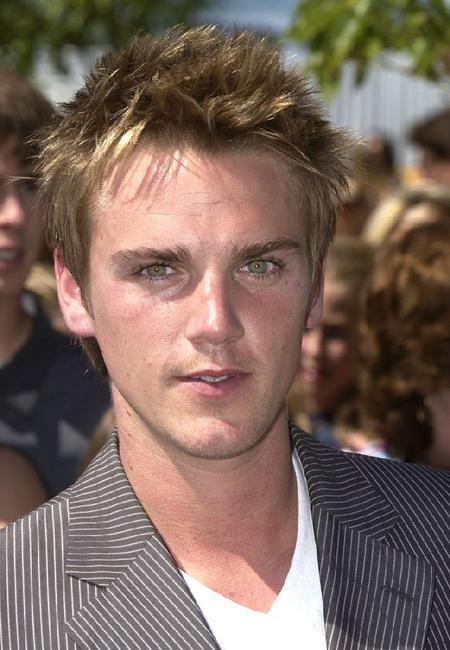 Riley Smith at the Los Angeles premiere of