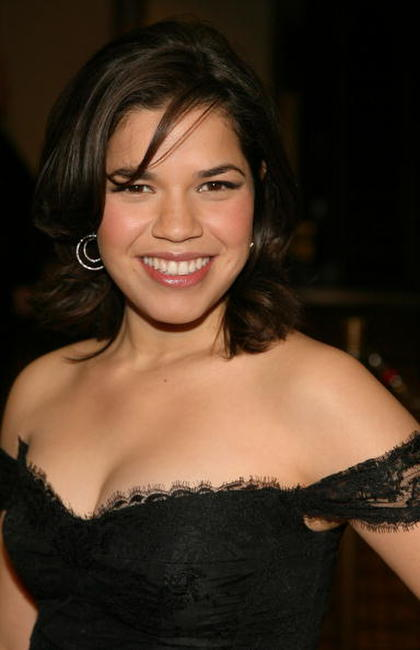 America Ferrera at the 59th annual Directors Guild Of America Awards in Los Angeles.