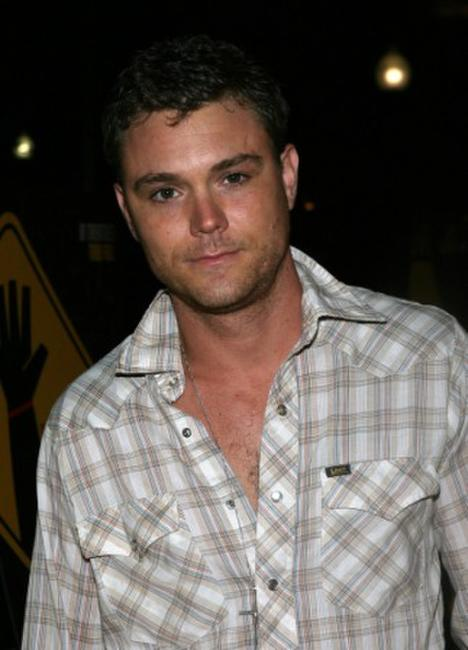 Clayne Crawford at the premiere of