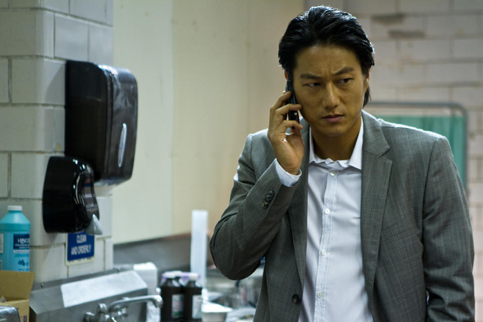Kang Sung as Taylor Kwon in