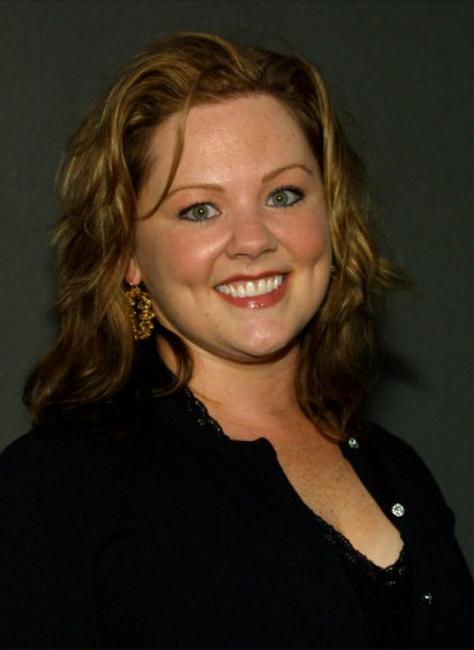Melissa McCarthy at the WB Television Network's 2003 All Star Party.