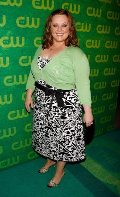 Melissa McCarthy at the CW Network Summer TCA Party.
