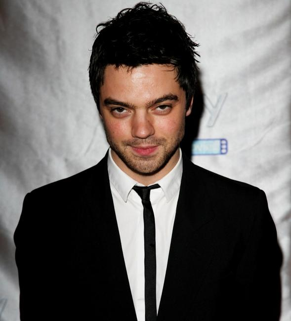 Dominic Cooper at the Inaugural British Academy Film and Television Arts (BAFTA) Nominees Reception.
