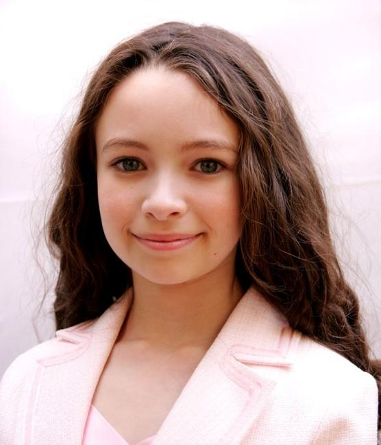 Jodelle Ferland at the promotion of