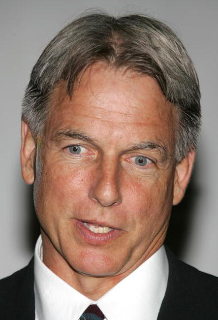 Mark Harmon at the Golden Boot Awards.