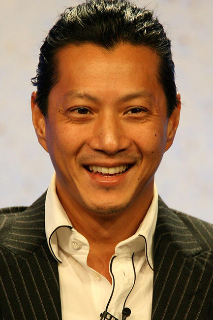 Will Yun Lee at the 2007 Summer Television Critics Association Press Tour.