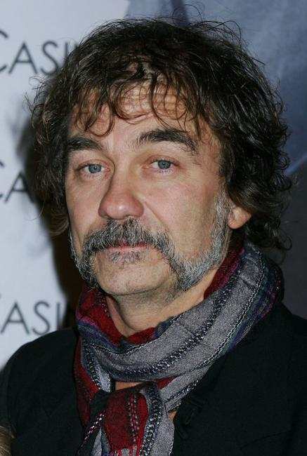 Olivier Marchal at the French premiere of