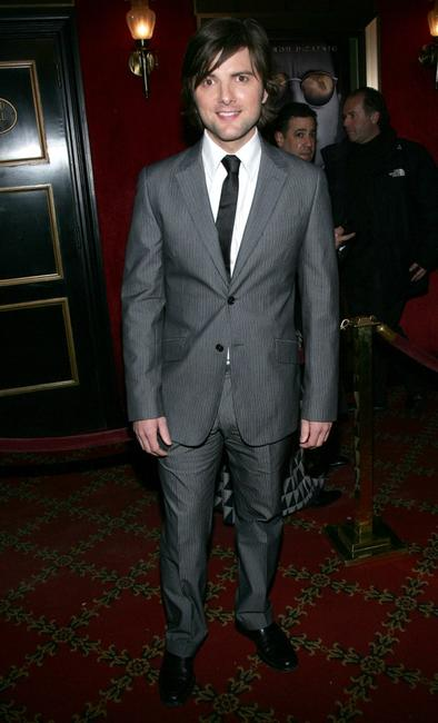 Adam Scott at the premiere of