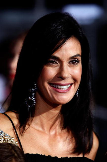 Teri Hatcher at the L.A. premiere of