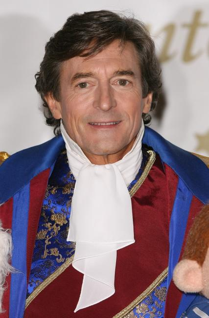 Nigel Havers at the First Family Entertainment Pantomime Season Panto Line Up Launch.