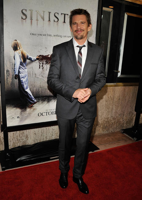 Ethan Hawke at the California premiere of