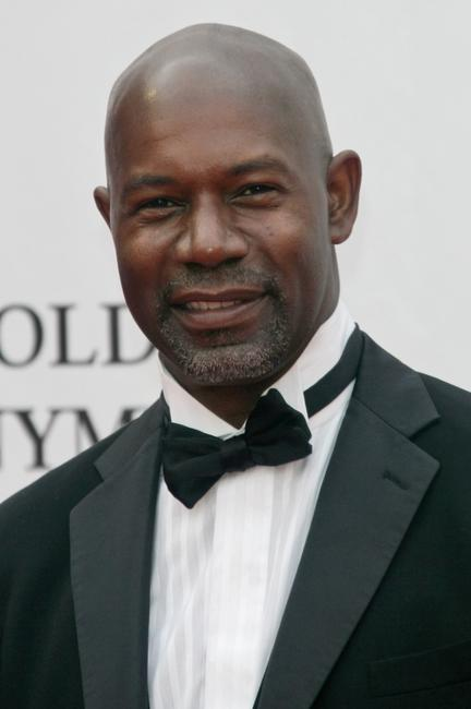 Dennis Haysbert at the 2007 Monte Carlo Television Festival closing ceremony.